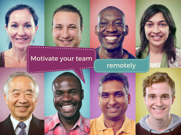 6 ways to motivate your team remotely