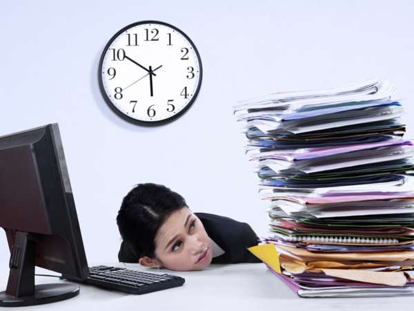 Why You Should Stop Working Long Hours.
