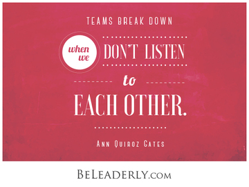 Leaderly Quote from Dr. Ann Quiroz Gates