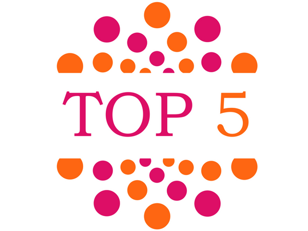 The Top 5 Most-Read Articles This Month