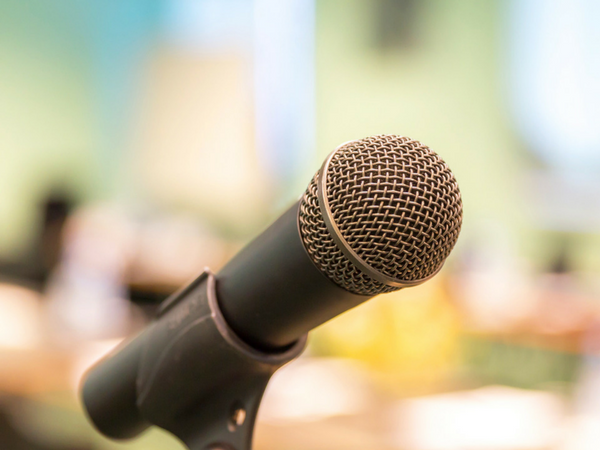 You Don't Have to be an Expert to Share Your Expertise. Presentation tips.