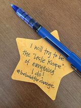 7. Be Bold for Change