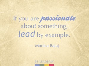 Monica Bajaj - emerging leader spotlight and her career path