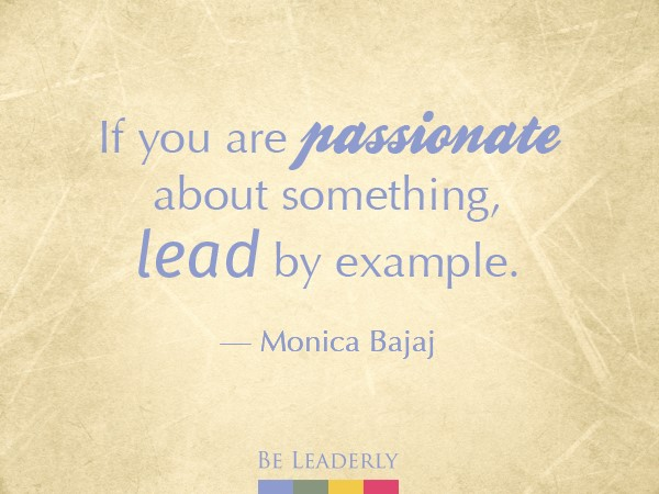 Emerging Leader Spotlight: Monica Bajaj