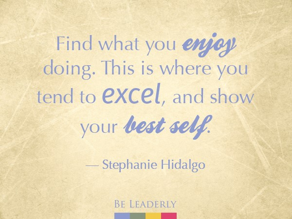 Emerging Leader Spotlight: Stephanie Hidalgo