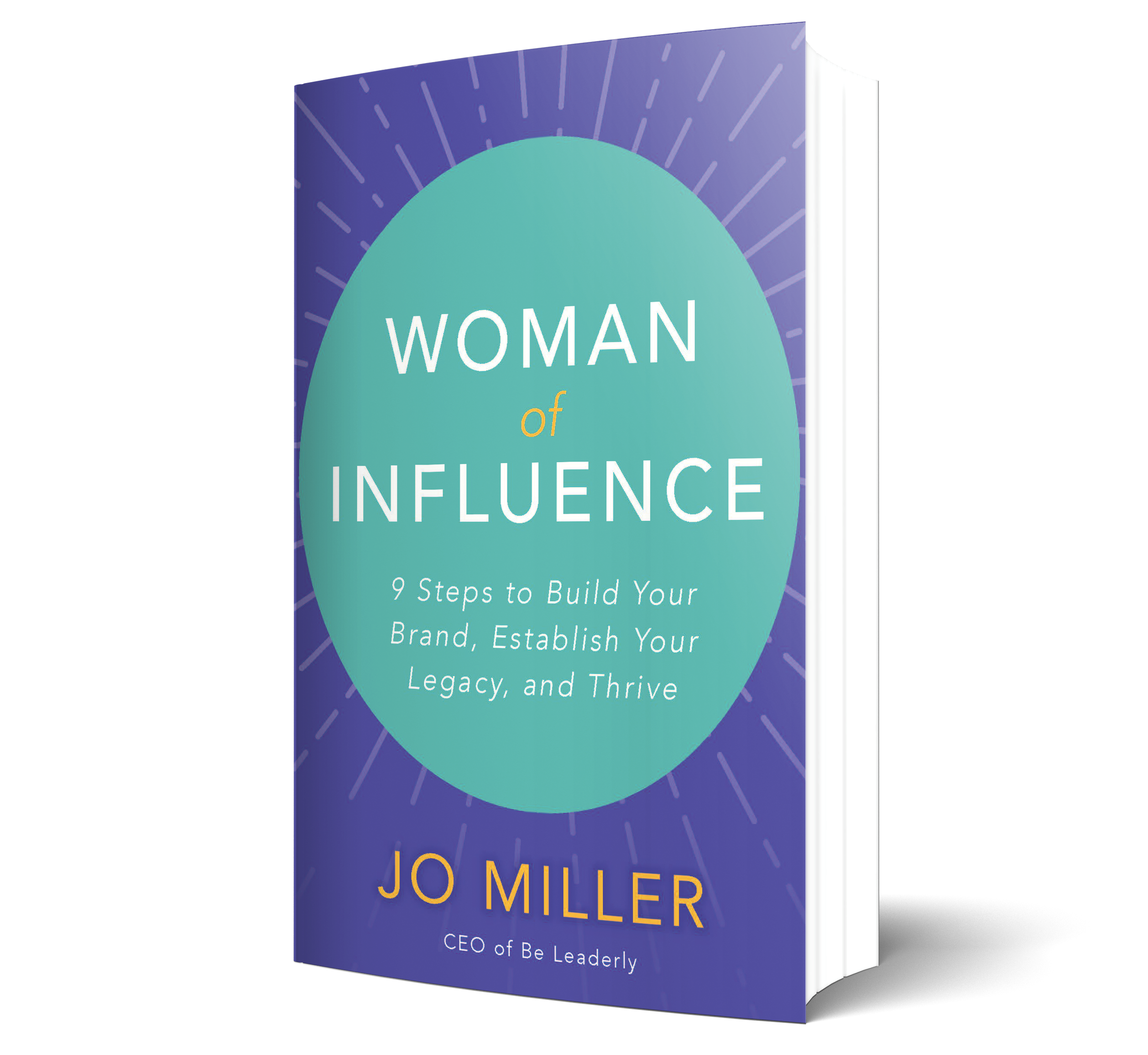 Woman of Influence by Jo Miller